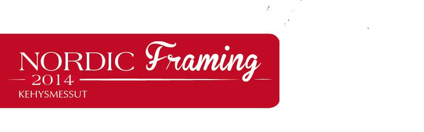 Nordic Framing Messut 2014